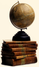 David Spilman Fine Books Globe
