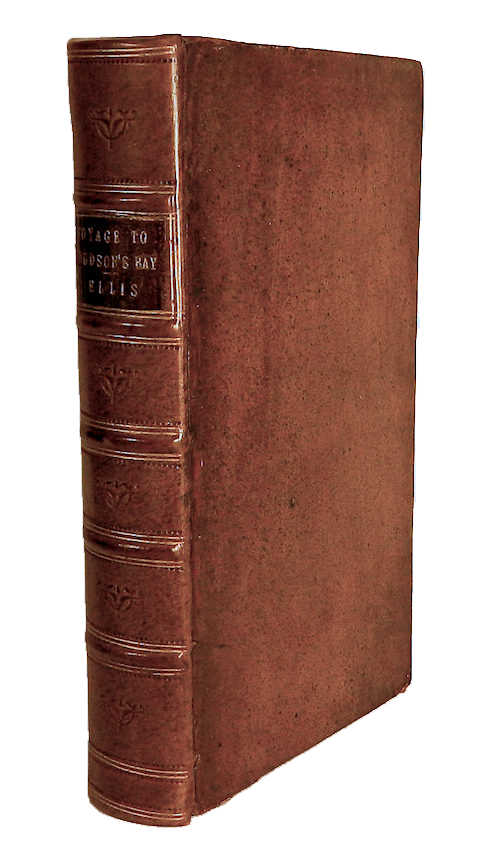 A Voyage to Hudson's-Bay, by the Dobbs Galley and California, in the Years 1746 and 1747, for discovering a North West Passage; with An accurate Survey of the Coast, and short Natural History of the Country. Together with a fair View of the Facts and Arguments from the future finding of such a Passage is rendered probable. To which is prefixed, An Historical Account of the Attempts hitherto made for the finding a Passage that Way to the East Indies. Illustrated with proper Cuts, and a new and correct Chart of Husdon's Bay, with the Countries adjacent. Henry Ellis.