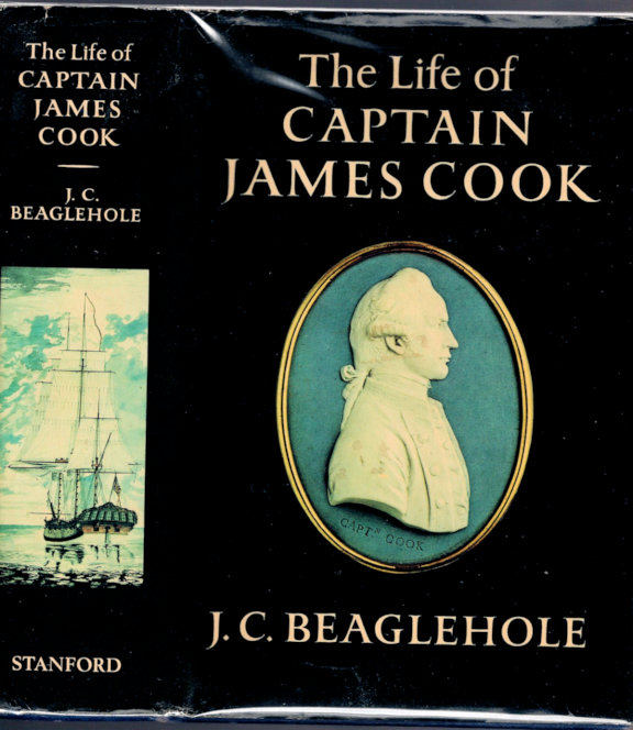 The Life of Captain James Cook. J. C. Beaglehole.