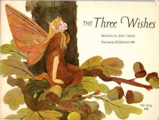 The Three Wishes. M. Jean Craig.
