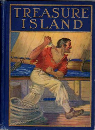 Treasure Island; [The Windermere Series]. Robert Louis Stevenson.