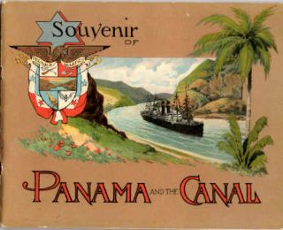 Souvenir of Panama and the Canal. I. L. Maduro's Souvenir Store.