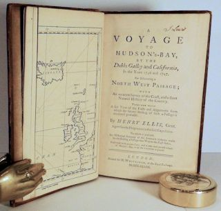 A Voyage to Hudson's-Bay, by the Dobbs Galley and California, in the Years 1746 and 1747, for discovering a North West Passage; with An accurate Survey of the Coast, and short Natural History of the Country. Together with a fair View of the Facts and Arguments from the future finding of such a Passage is rendered probable. To which is prefixed, An Historical Account of the Attempts hitherto made for the finding a Passage that Way to the East Indies. Illustrated with proper Cuts, and a new and correct Chart of Husdon's Bay, with the Countries adjacent.