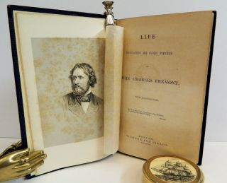 Life | Explorations and Public Services of John Charles Fremont.