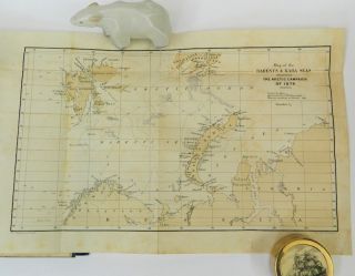"A Polar Reconnaissance; Being the Voyage of the ""Isbjorn"" to Novaya Zemlya in 1879 [from the Steve Fossett collection]"