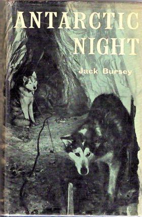 Antarctic Night; [from the Steve Fossett collection]. Jack Bursey