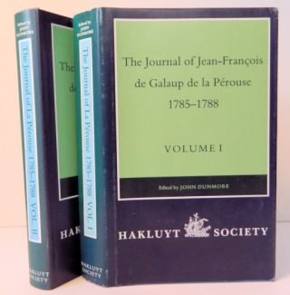 The Journal of Jean-Francois de Galaup de la Pérouse 1785-1788; [Hakluyt Society Second Series...