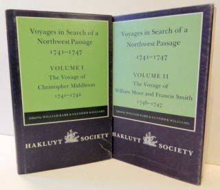 Voyages to Hudson Bay in Search of a Northwest Passage 1741-1747; Vol. I - The Voyage of...
