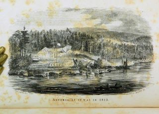 Narrative of a Voyage to the Northwest Coast of America in the Years 1811, 1812, 1813, and 1814; or the First American Settlement on the Pacific [Astoria]